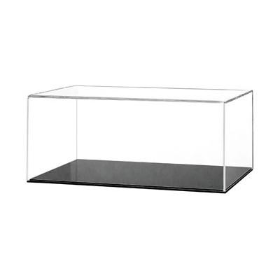 Vitrine rectangulaire plexiglas