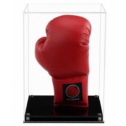 Vitrine surélevée Gant de boxe